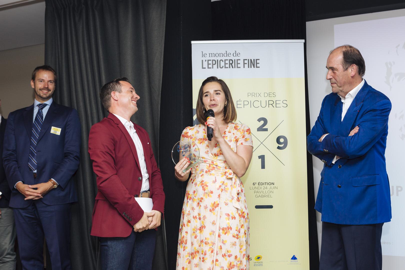 Prix des Epicures 6e edition