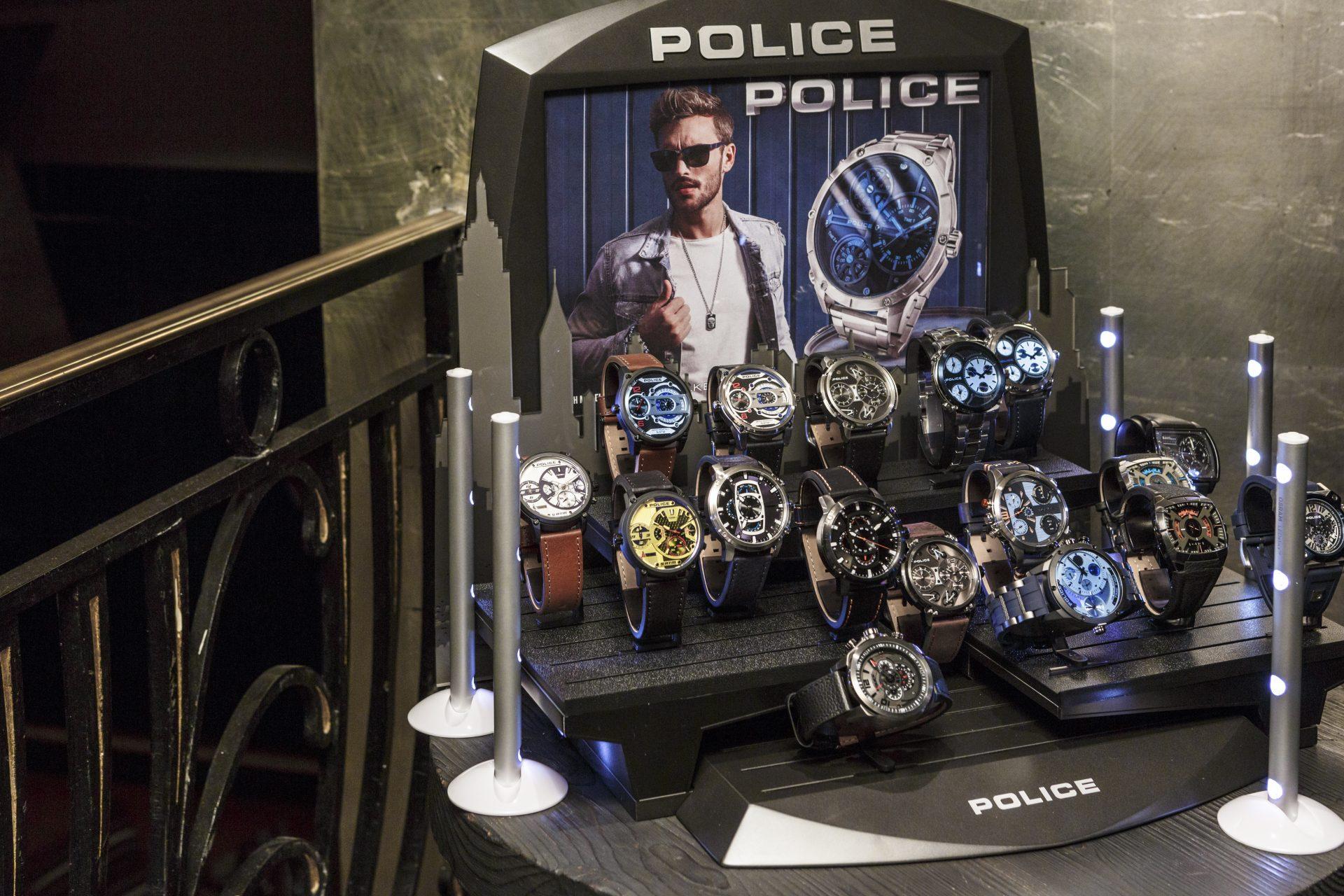 Police Event TWC