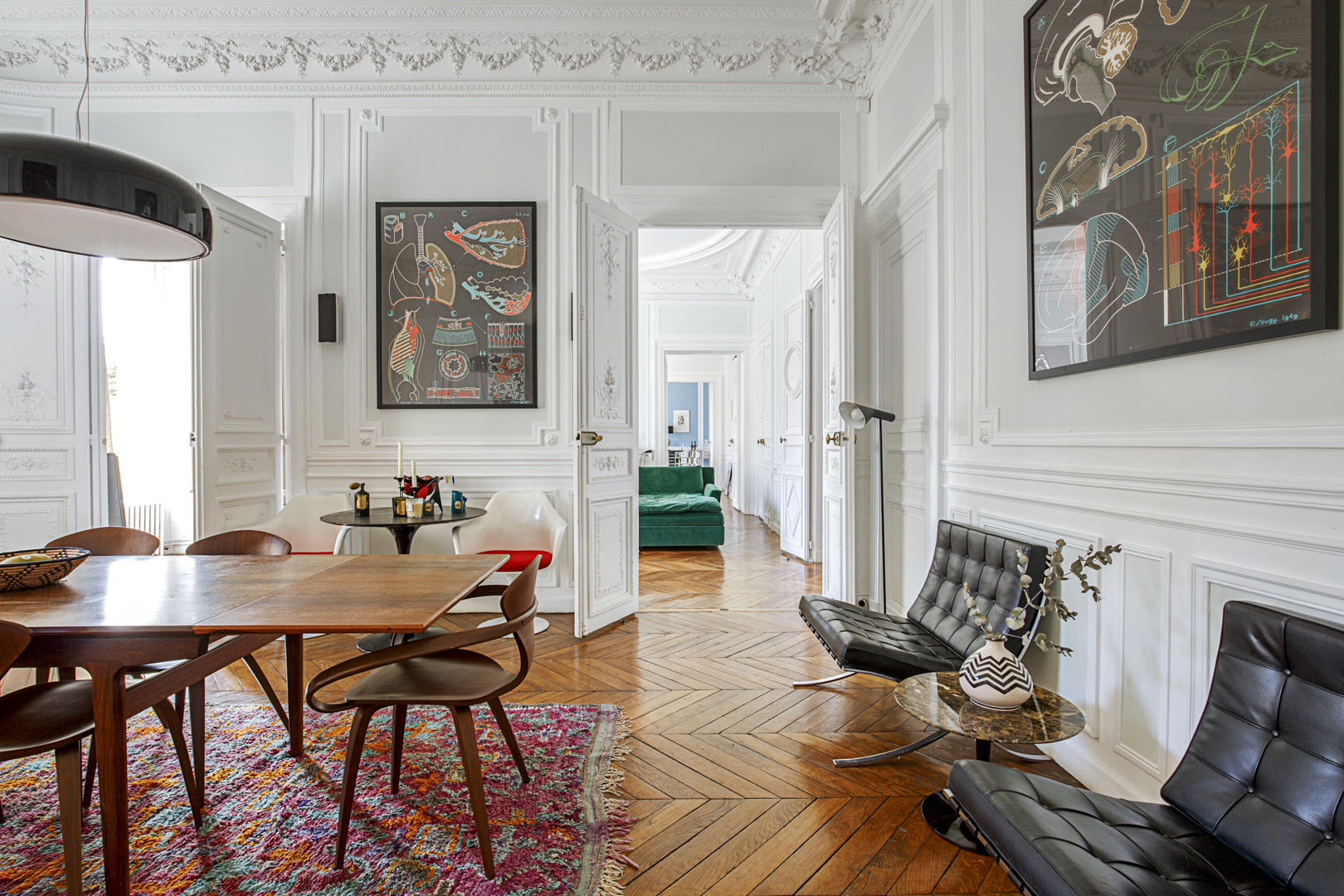 Appartement rue de Clichy