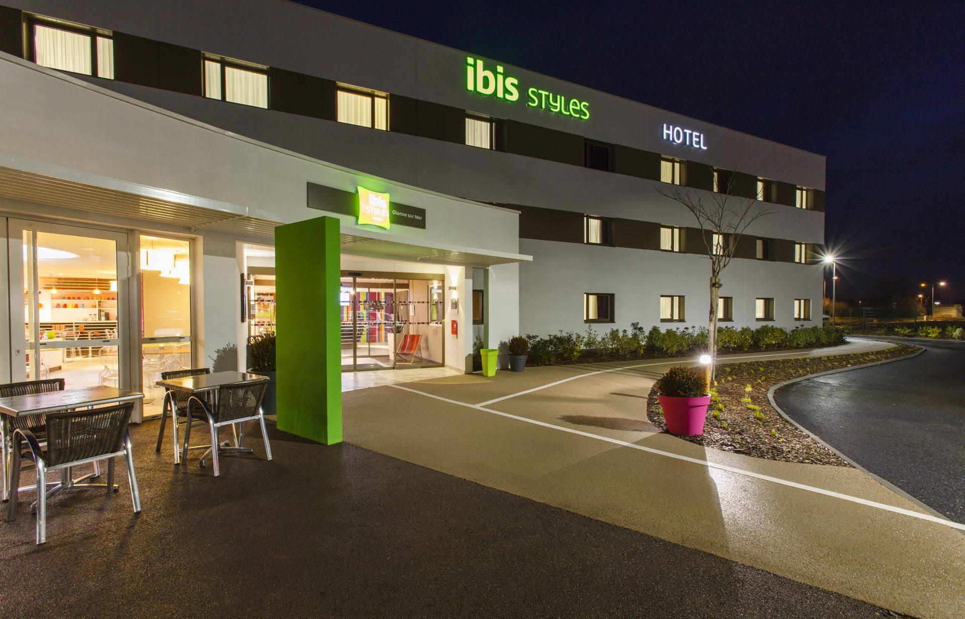 Hôtel Ibis style